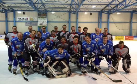 Eishockey Bäretswil 2016