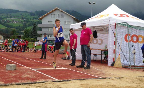 Turnfest gams einzel David Schmucki weitsprung