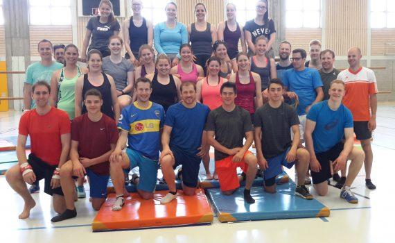 Trainingsweekend 2018
